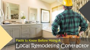 Local Remodeling Contractor